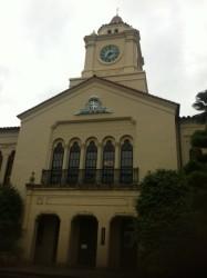 関学時計台